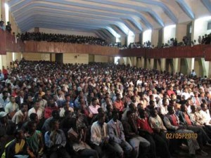 Ethiopian Democratic Party- Dessie Public Meeting
