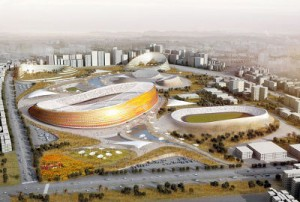 PROPOSED ADDIS ABABA STADIUM