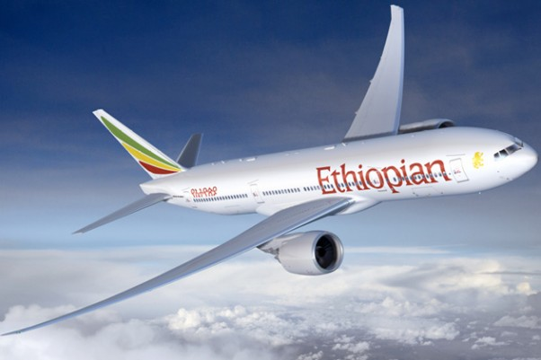 Ethiopian adds frequency to New York-Newark