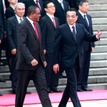 PM Hilemariam in China