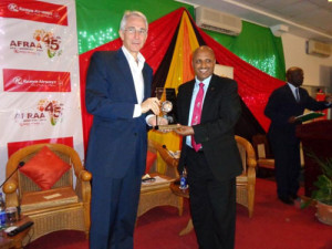 "Ethiopian Airlines named ""African Airline of the Year"""