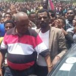 Ethiopian opposition leader arrested
