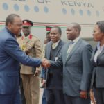President Uhuru Kenyatta heads to Ethiopia for Igad summit on South Sudan