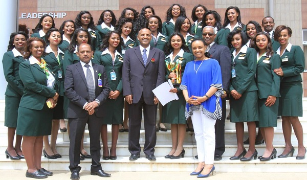 Ethiopian Airlines Aviation Academy Graduates Aviation Professionals - 2017