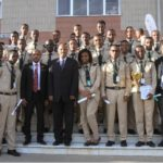 Ethiopian Graduates 322 Aviation Professionals